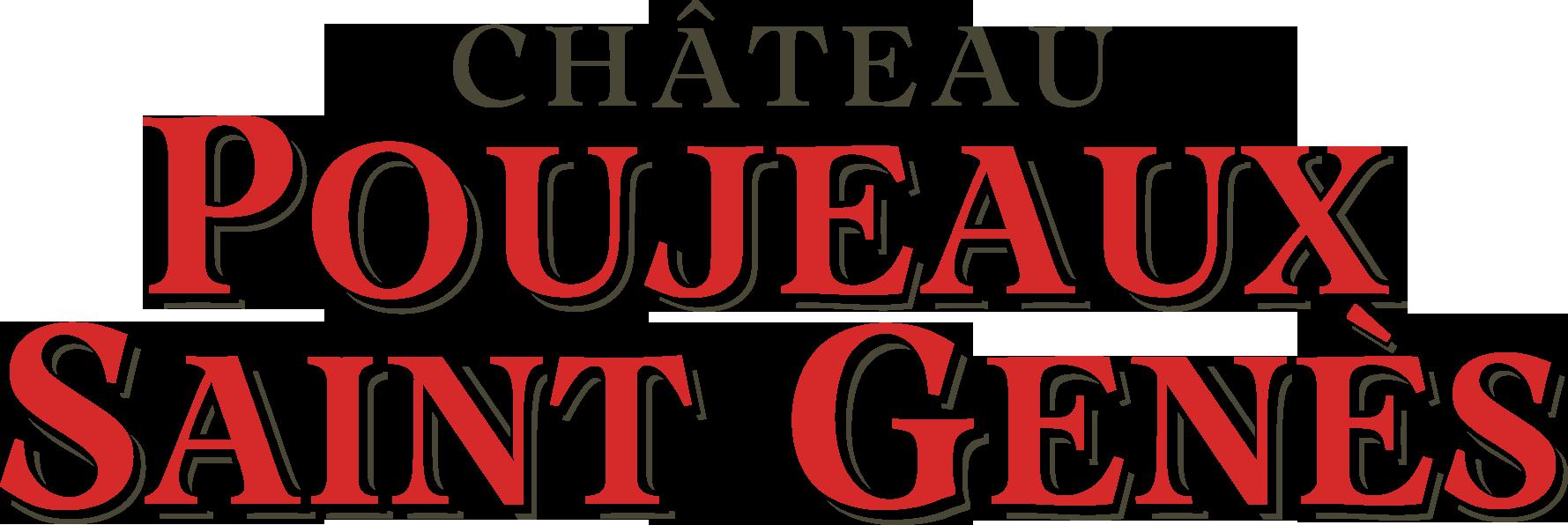 Château Poujeaux Saint Genès AOC Bordeaux